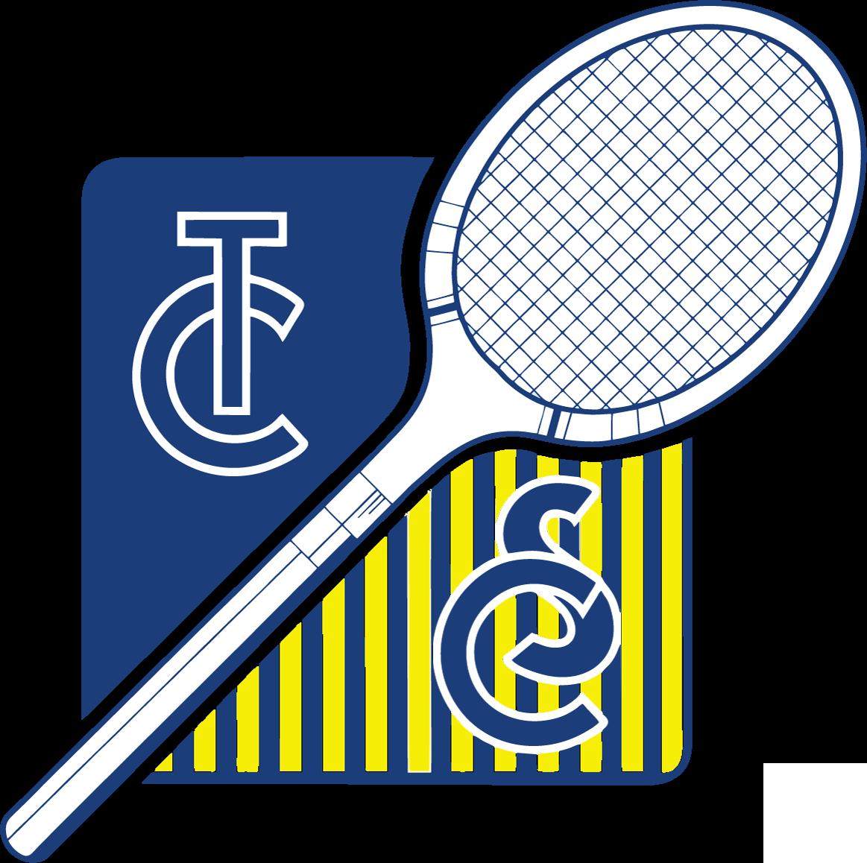 Logo Tênis Clube